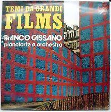 CASSANO FRANCO TEMI DA GRANDI FILMS IL PADRINO LP SEALED ITALY