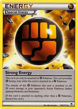 1X Pokemon Furious Fists Strong Energy 104/111 Uncommon Card