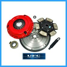 UFC STAGE 3 CLUTCH KIT+FLYWHEEL 1995-1999 CAVALIER Z24 SUNFIRE GT SE 2.3L 2.4L