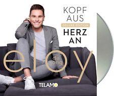 "Eloy de Jong ""kopf aus herz an"" Deluxe Edition CD NEU Album 2018"