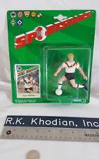 Jurgen Klinsmann 1990 world cup winner Germany Football soccer Action Figure NEW