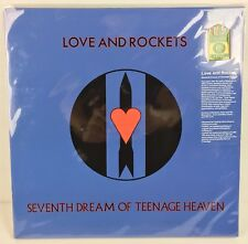 Love And Rockets - Seventh Dream Of Teenage Heaven LP - BRAND NEW - Color Vinyl