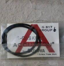 Vintage Bulova Accutron 666 Deep Sea case 781 watch case 1 gasket Nos part #G817
