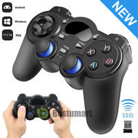 Wireless USB Game Controller Gamepad Joystick for Android TV Box Laptop PC 2020