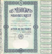 Les Négociants NEGOBEUREUF (P)
