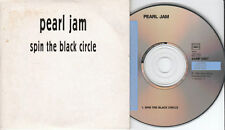 Pearl Jam 1 TRACK PROMO SPIN THE BLACK CICLE