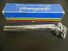 NOS Vintage Campagnolo Super Record Fluted Seatpost 25.0 Alan Vitus etc NIB MG3