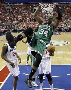 Paul Pierce Unsigned 8x10 Boston Celtics (5)