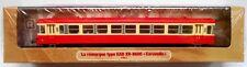 Train Modelo LA REMORQUE TYPE EAD XR-8600 CARAVELLE 1963 Atlas 1/87 [042]