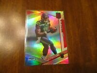 DK Metcalf  RC 2019 Panini Donruss Elite Rookie Aspirations  49/86 -   Seahawks