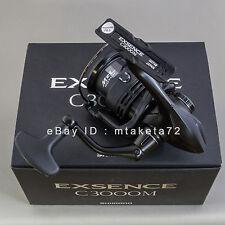 Shimano 17 EXSENCE C3000M, Spinning Reel Made In Japan, 037497