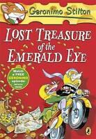 Geronimo Stilton: Lost Treasure of the Emerald Eye (#1), Stilton, Geronimo, Very