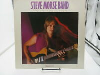 Steve Morse Band - The Introduction, Vinyl LP Germany 1984 (960369-1)  VG+ c VG+