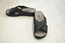 **FLEXUS by Spring Step Passat Sandals - Women's Size US(7.5/8) EU 38 - Black