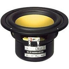 "NEW 4"" Woofer Speaker.MidRange Shielded Driver.8ohm.Four inch.Midbass Mid.MTM"