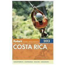 Fodor's Costa Rica 2013 (Full-color Travel Guide), Fodor's, New Books