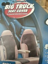 NEW UNIVERSAL 60/40 BENCH SEAT COVERS BIG SUV TRUCK TAN