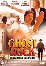 Ghost Rock - An Epic Martial Arts Western (DVD, 2009) New Region 4