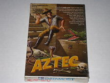Aztec (Commodore 64, 1984) SEALED, Datamost, Ultra Rare, Vintage Game