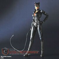 Batman Arkham City Play Arts Kai Catwoman Action Figure