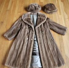 Mink Coat and two hats