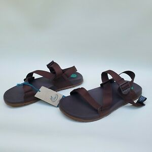 NEW Chaco Men's JCH107277 Brown Lowdown Sandal Size US 12 EU 45