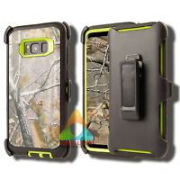 For Samsung Galaxy S8 Plus Case (Clip fits Otterbox Defender) Cover Kickstand