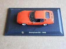 Leo Models CAR DIE CAST 1:43 NEW - ABARTH SCORPIONE SS 1968 [MV-14 ]