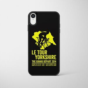 Le Tour Yorkshire 2014 Grand Depart - iPhone - Samsung - Cycling Phone Case