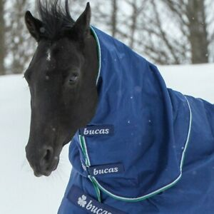 Medium Bucas Smartex Combi Turnout Out Neck Cover 50g Fill WAS £71.05