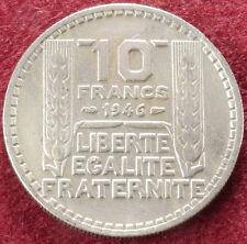 FRANCIA 10 FRANCHI 1946 (C1610)