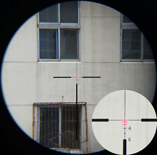 Brand Terminus Optics Model AS1 with Red BDC Reticle Air Soft Acog Style Scope