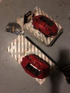 etrier brembo 4 pistons Pour Alfa GTA 305 mm
