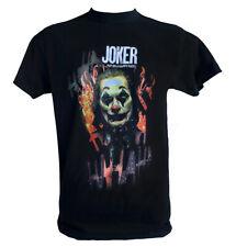 T shirt Joker 2019, Joaquin Phoenix, Joker put on happy face, joker batman