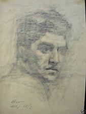 1942 January 15,Antique Drawing,Armenian Art,Armenia,Armenie, ASATUR PARUNAKYAN