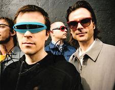 GFA American Rock Band * WEEZER * Signed 8x10 Photo AD1 COA