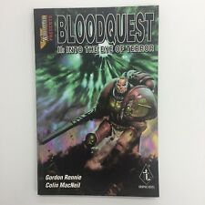 WARHAMMER MONTHLY BLOODQUEST II INTO THE EYE OF TERROR GRAPHIC NOVEL 40K 40,000