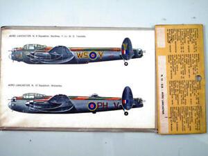 ESCI 15 G.B. Avro Lancaster Vintage Decal modellismo