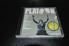 Platoon -cd audio