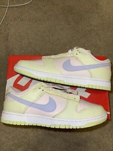 Nike Dunk Low Lime Ice Womens Size 9W ( 7.5 Men's) Brand New 100% Authentic!!