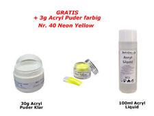 Acryl-Pulver