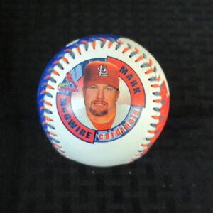 Mark McGwire St Louis Cardinals 1998 Fotoball Baseball