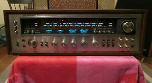 "Vintage KENWOOD Model Eleven AM/FM Stereo Receiver ""LΩΩK!"""