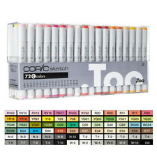 Original COPIC Sketch 72 C Color Set Markers - 72 C SET