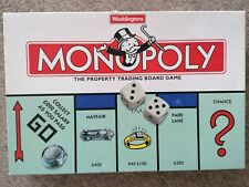 Monopoly Board game, Original Version Waddingtons Complete