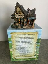 Boyds Bearly Built Villages Jeb's General Store & Blacksmith