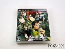 Steins Gate Linear Bounded Phenogram Playstation 3 Japanese Import PS3 US Seller