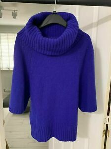 Atmosphere Women's High Neck Knitted Jumper Size 8 10 brand new with tags