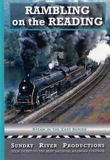 Rambling on the Reading Railroad DVD NEW Sunday River train video steam