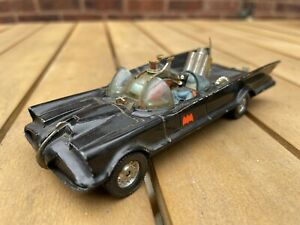 VINTAGE CORGI BATMAN BATMOBILE DIECAST CAR VEHICLE